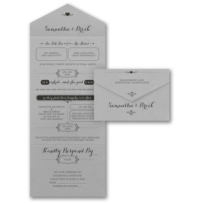 Cordially Invited - Seal 'n Send