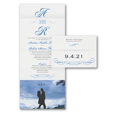 With RSVP Cards: Beloved