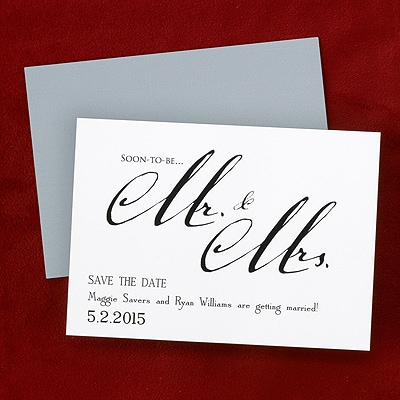 Soon-to-be - Save the Date Magnet