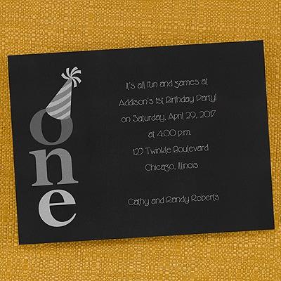 One - Invitation