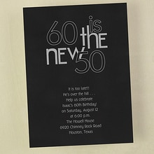 60 is the New 50
