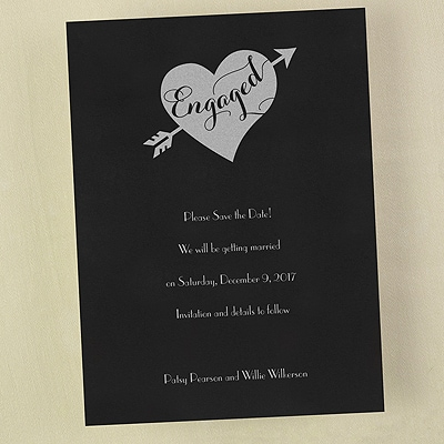 Engaged Heart - Invitation