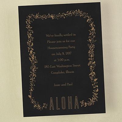 Aloha - Invitation