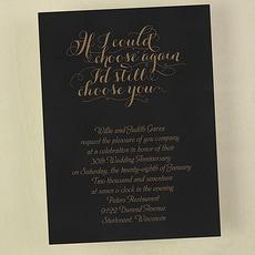 Anniversary Words -