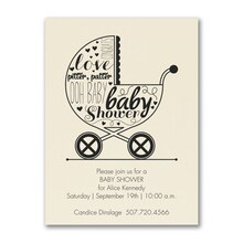 Baby Buggy Shower