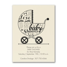 : Baby Buggy Shower