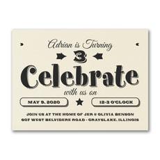 Big Celebrate  -