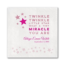 Miracle Twinkle - Napkin