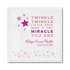 Miracle Twinkle - Napkin