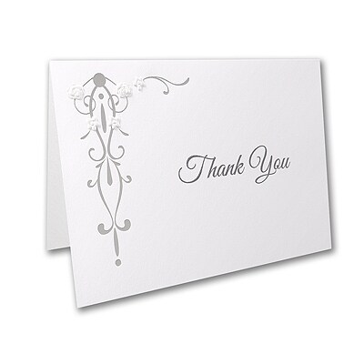 Welcome With Love - Thank You Note