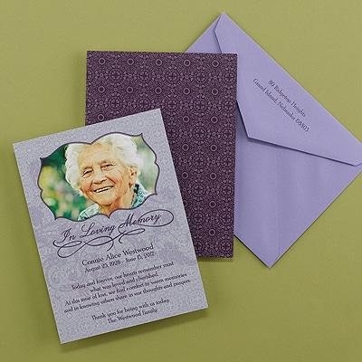 Cherished Memories - Memory Card