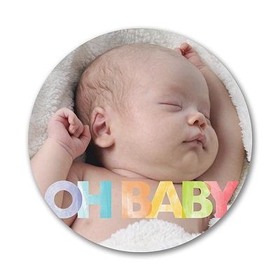 Baby Rainbow - Announcement
