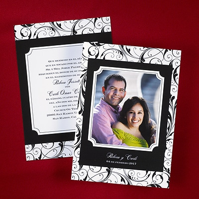 Formal Frame - Invitation