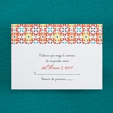Bright and Beautiful - Respond Card and Envelope