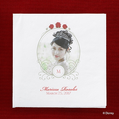 True Beauty - Belle - Napkin