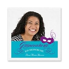 Quinceañera Masquerade - Napkin