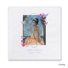 Butterfly Blooms - Rapunzel - Napkin