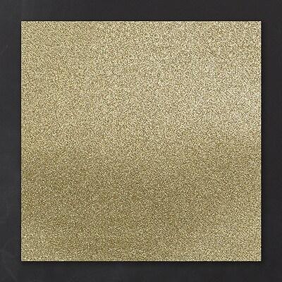 Imperial Backer - Gold Glitter