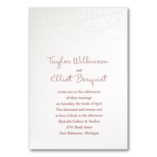 Wedding holiday business greetings and more carlson craft view get well soon new new wedding invitations new stopboris Image collections