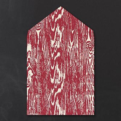 Woodgrain Imperial Liner - Ecru