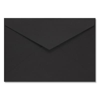 Classic Blank Inner Envelope - Black