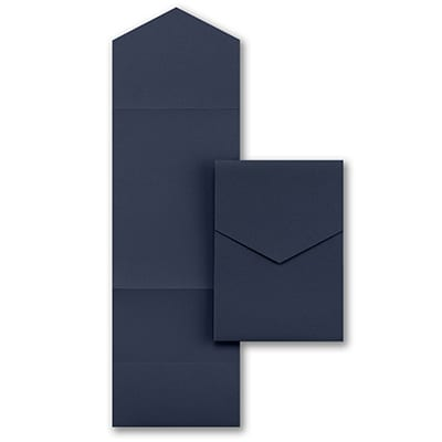 Jumbo Pocket - Navy