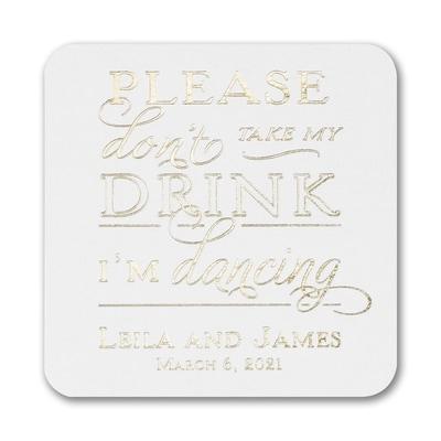 Please Dance Coaster