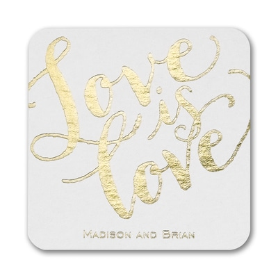 Love is Love Coaster