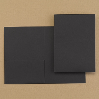 Folder Pocket - Black