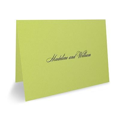 Note Folder and Envelope - Granny Apple