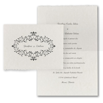 Beautiful Celebrations - Invitation