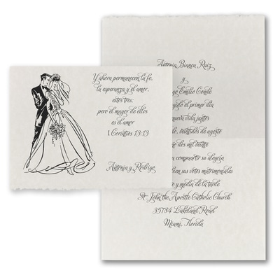 Happily Married - Invitation