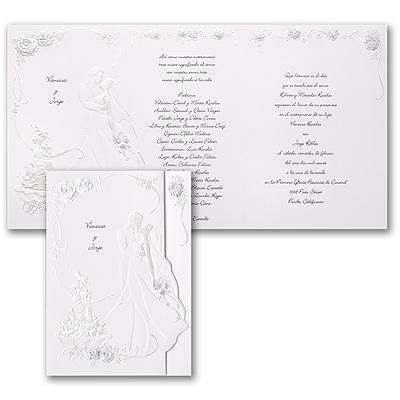 Midnight Romance - Invitation