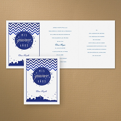 City Chic Quince - Los Angeles -Invitation