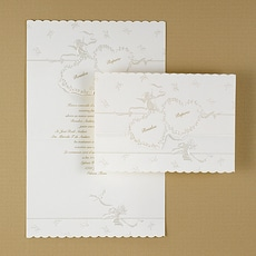 Captivating Cupids - Wedding Invitation