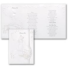 Romantic Rendezvous - Wedding Invitation