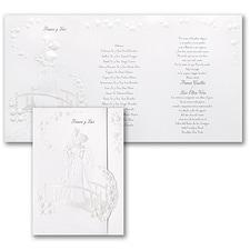 Wedding Invitation: Romantic Rendezvous