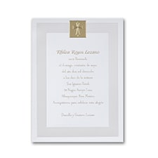 Baptism Christening Invitation: A Holy Event