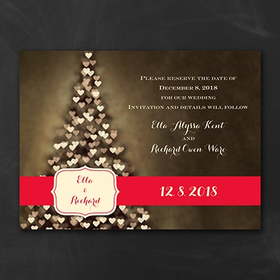 Merry Hearts - Save the Date
