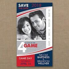Save The Date: Love of the Game! Baseball