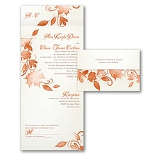 rustic invitation: Autumn Rustic