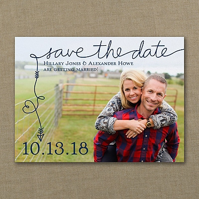 To the Point - Photo Save the Date
