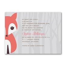 Alphabet Fox Girl