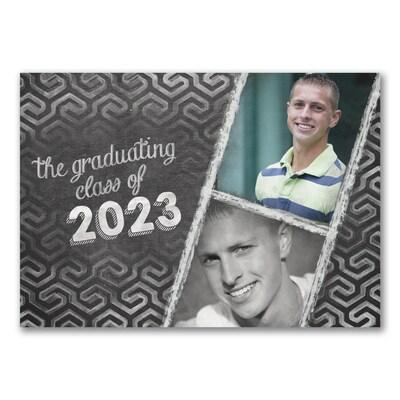 Road to the Future - Graduation Announcement