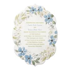Captivating Flowers - Invitation