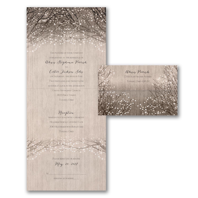 Wooden Shimmer   Seal U0027n Send