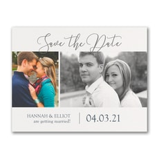 Getting Married - Save The Date