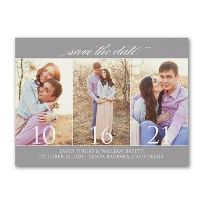 Special Date - Photo Save The Date