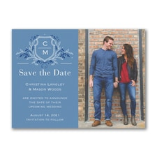 Save The Date: Regal Crest