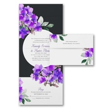 With RSVP Cards: Midsummer Dream